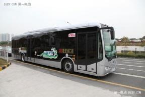 比亚迪K9电动公交车10月将亮相大连