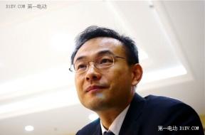 专访北汽新能源郑刚:两年内造出更好电动汽车