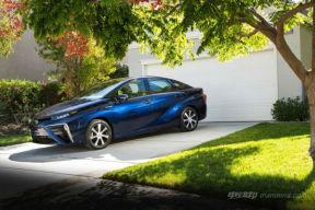 丰田Mirai于10月在美上市 订单超1100份