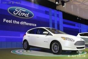 福特在中国减产 伺机打新能源汽车组合牌