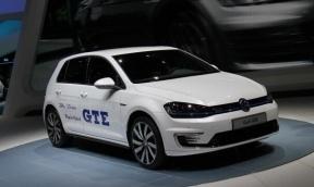 进口大众高尔夫GTE上市 售价28.88万
