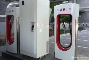 特斯拉拟在中国100城建电动车充电桩 首次同家居品牌合作