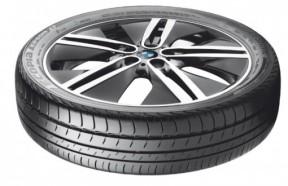 普利司通为宝马i3开发新概念轮胎