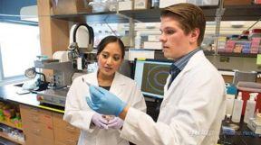 美国高校学生研究3D打印新的燃料电池技术