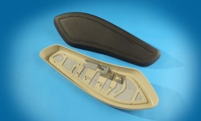 福特推出全新设计侧气囊模块