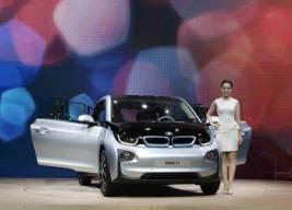 宝马电动车i3全球首发 2014年上半年入华