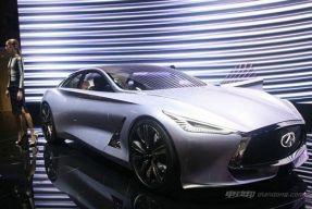 英菲尼迪计划推全新旗舰车 搭混合动力系统