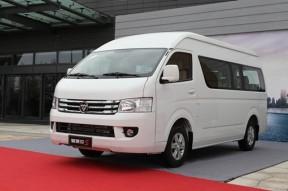 福田拟大举进军VAN市场 曲线拓展轿车业务