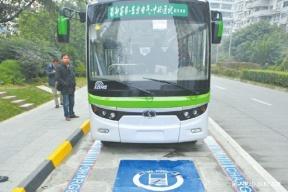 电动公交无线充电启动运营:应用范围小难摊低成本