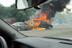 汽车起火的十大原因解析