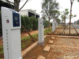 在广州装个电动汽车充电桩有多难?