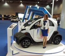 小微米香港行——微米参展中国国际新能汽车暨智慧交通展览会