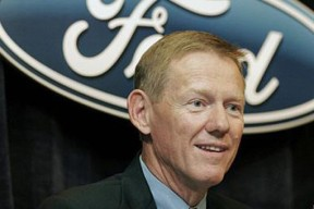 福特CEO穆拉利2014年不会卸任