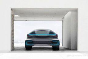 乐视电动汽车公司法拉第概念车将亮相CES