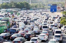 广州车新能源车再爆仓 摇号中签率仅为25%