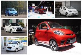 最受欢迎的纯电动车 2015年电动车销量排行盘点