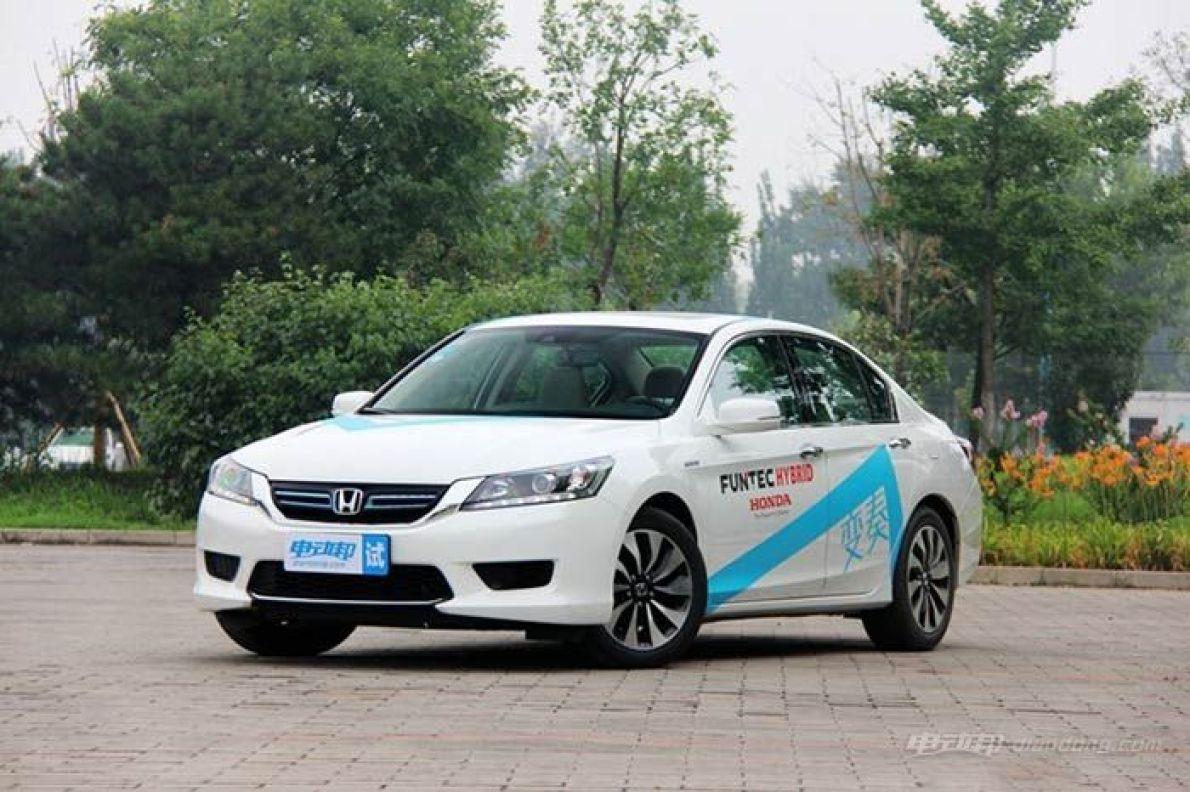 本田将在今年国产混合动力车 雅阁率先投产