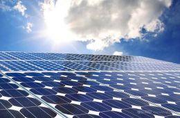 通用电气公司建成新型太阳能电动汽车充电站