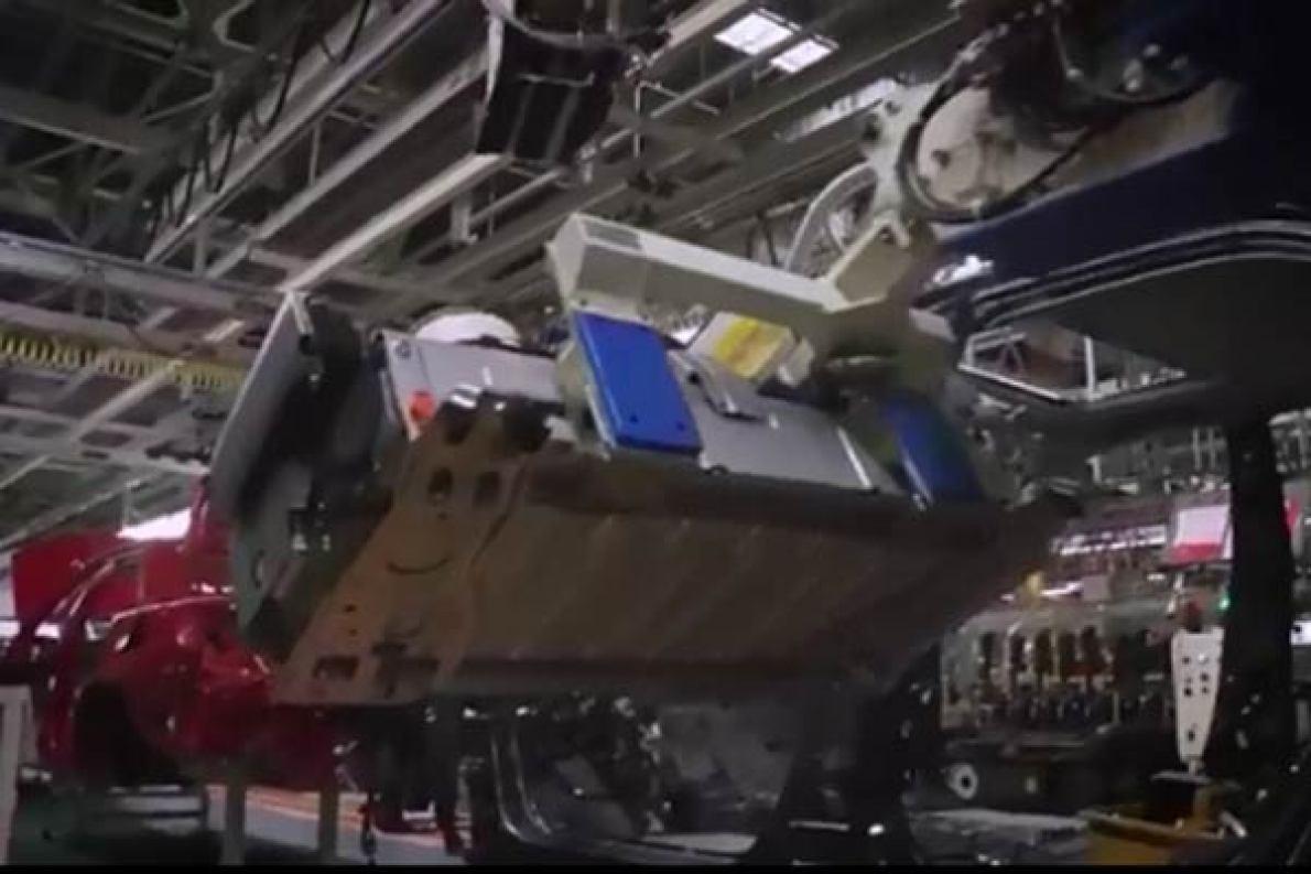 日产电动汽车的视觉助手
