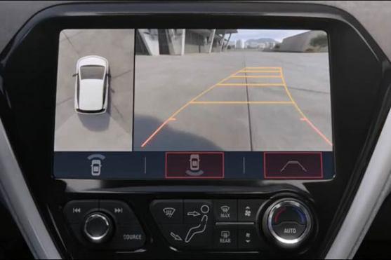 雪佛兰电动汽车将标配倒车影像