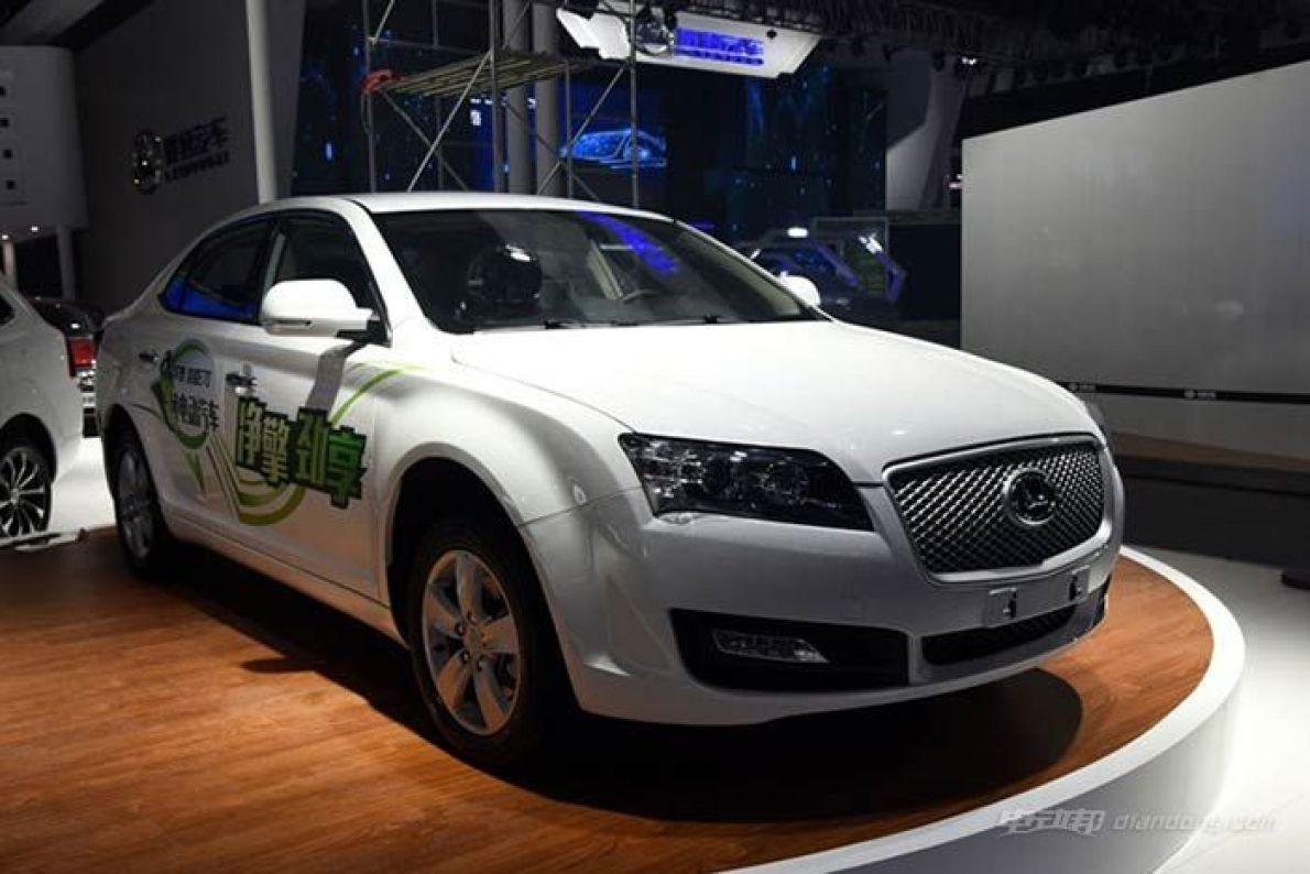 華泰iEV230純電動車三月上市 續航230公里
