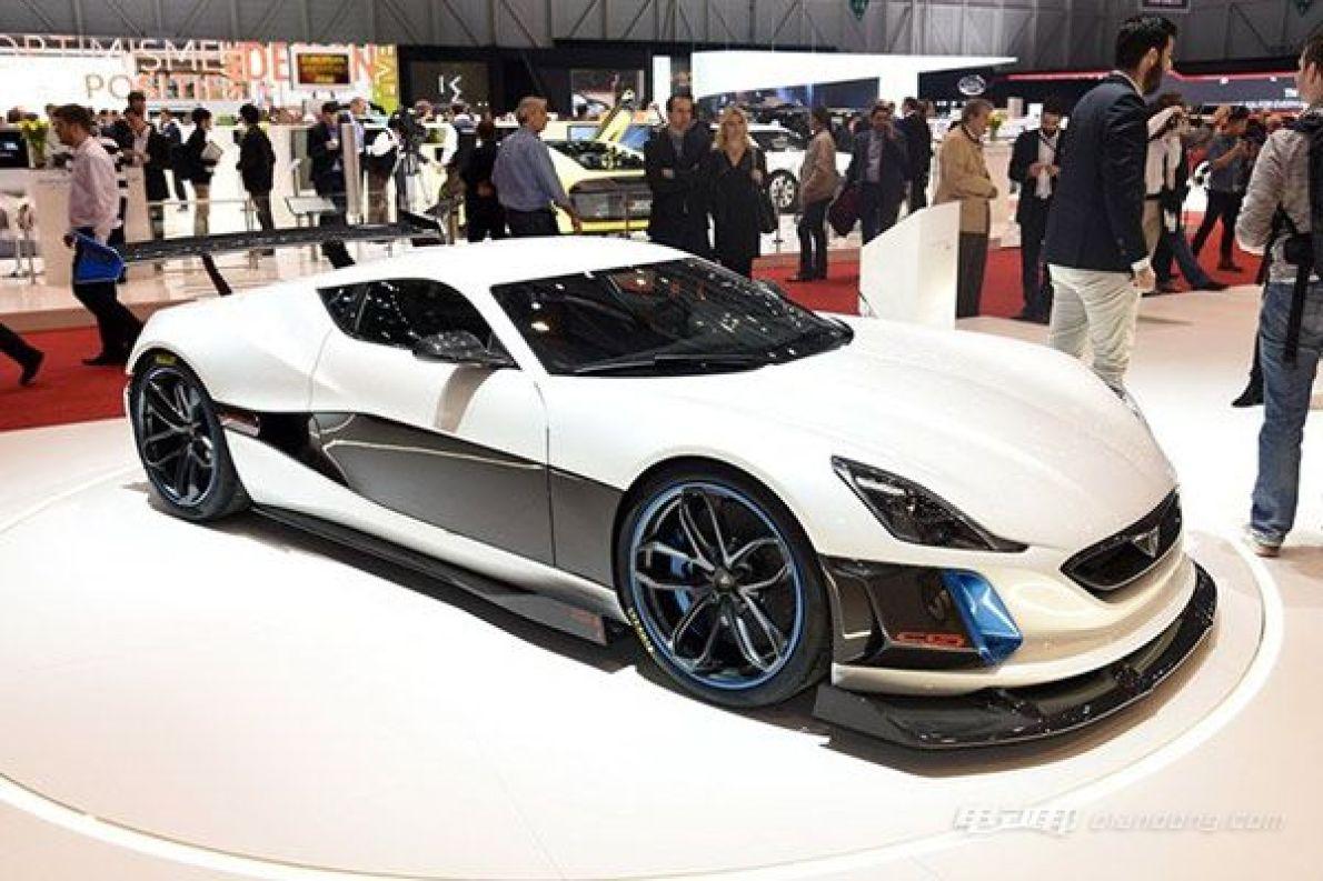 Rimac Concept One/S 亮相日内瓦车展