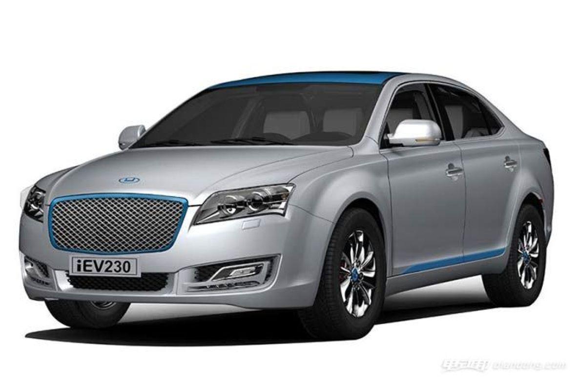 華泰iEV230電動車型官圖發布 3月10日上市