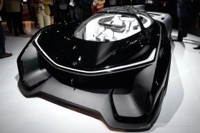 Faraday Future新车计划:开发三款不同车型