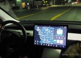 LG将成为特斯拉Model 3中控大屏独家供应商