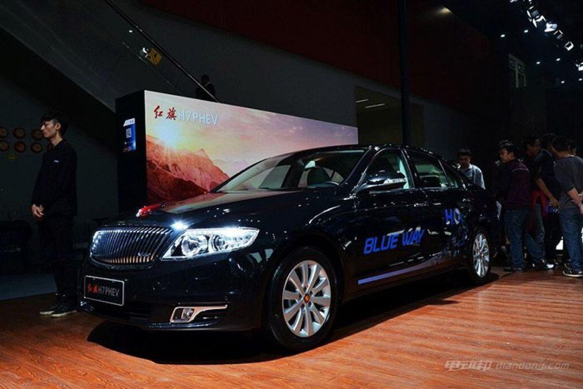 红旗H7年底量产 一汽未来推新款插混与电动车型