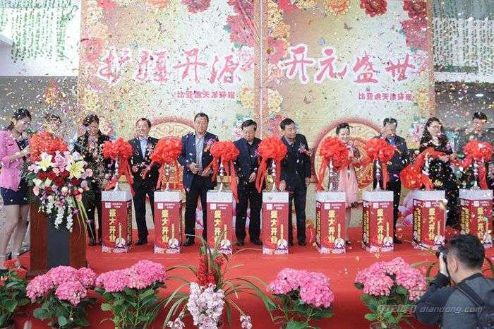 贺比亚迪天津环耀店开业庆典暨元上市活动圆满