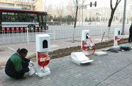 北京公布基础充电设施规划:900米内一充电桩