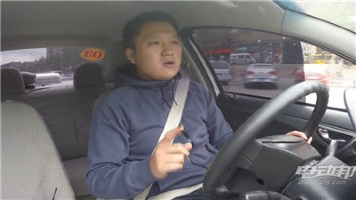 江淮IEV4视频评测-驾驶篇