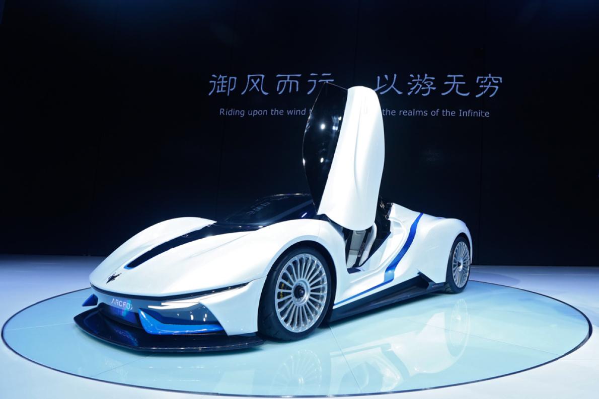 2016北京车展:北汽新能源ARCFOX-7静态评测