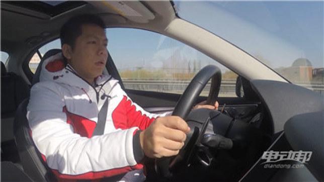 英菲尼迪Q50S视频评测-驾驶篇