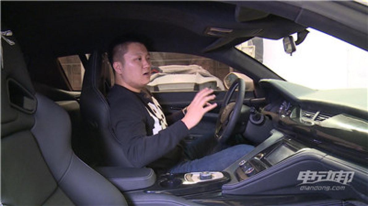 前途K50视频评测-内饰篇