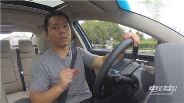 荣威550plug-in视频评测-驾驶篇