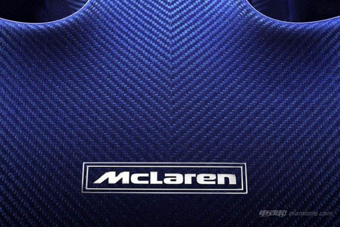 """迈凯伦""""Track22""""计划:将推混合动力、电动车型"""