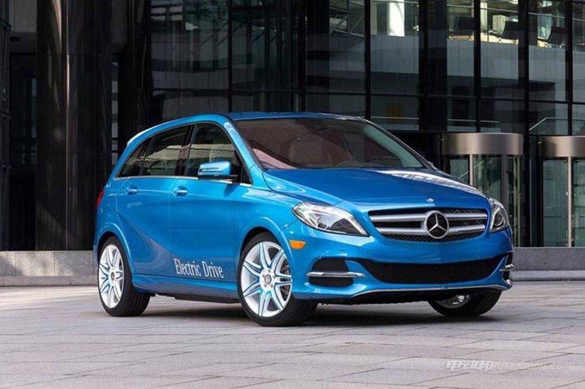 奔驰或推出全新子品牌 今年推出B级纯电动车