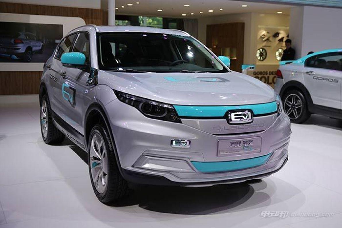 观致将推出观致5纯电动SUV车型 续航280公里