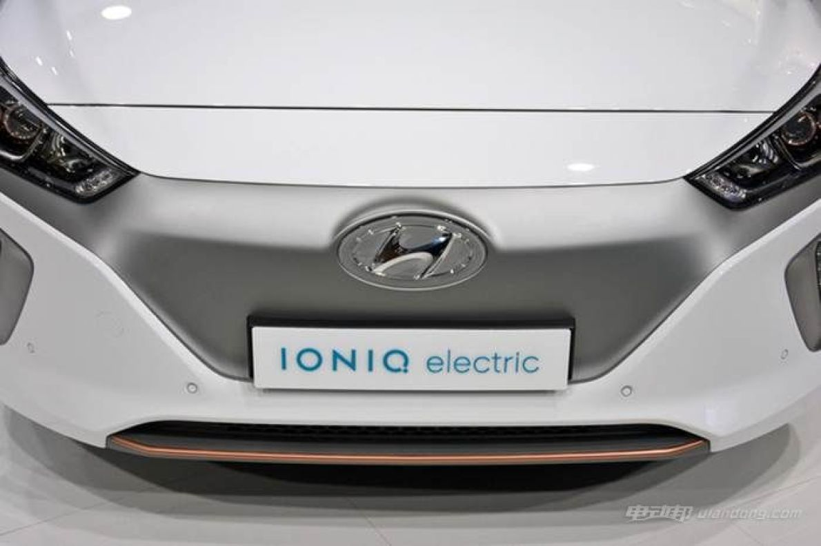 现代计划推2款纯电动车 续航均超过300公里