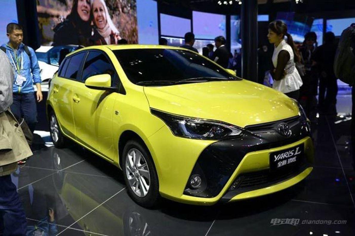 丰田将国内推混动致炫 或搭1.5L+电机动力系统