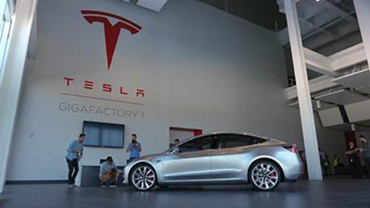 特斯拉Model S3 and ModelX运动至上