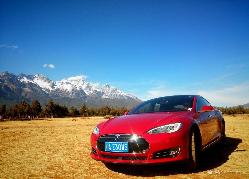 特斯拉Model S CHINA