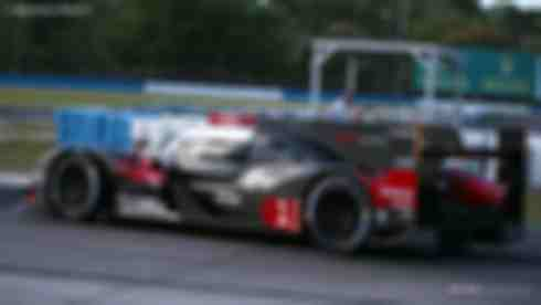 奥迪R18 e-tron Quattro赛车