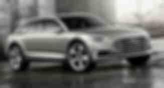 奥迪Prologue Allroad概念车