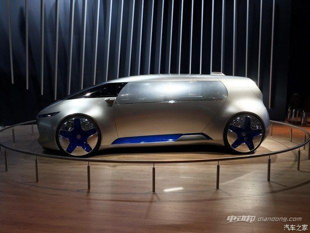 奔驰(进口) Vision Tokyo 2016款 Concept