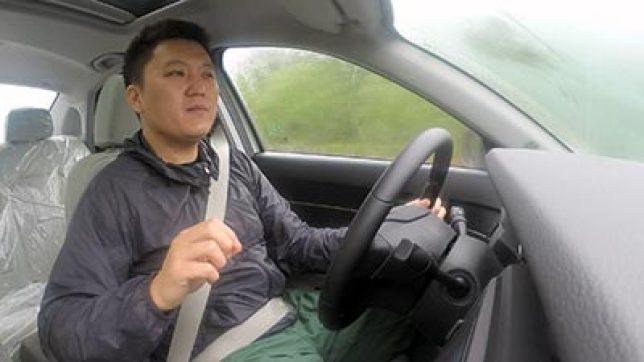北汽新能源EU260视频评测--驾驶篇