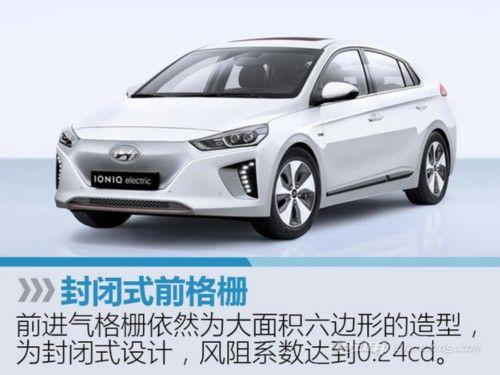 北京现代首款纯电动车曝光