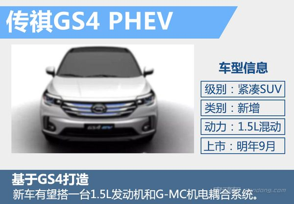 2016年十款自主电动SUV 将陆续上市